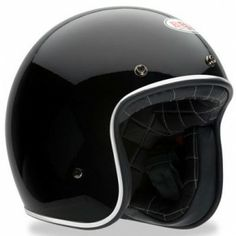 2010 custom500 black 290x290 The Retro Bell 500 Helmet Series