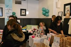 Cafes & Closets for Moms and Moms To Be