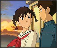 up on poppy hill - Google Search