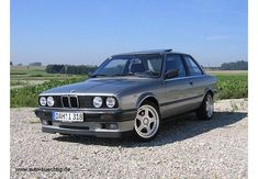 1985 BMW 318i. Bought as Project Car, Never Finished; Extensive Engine Damage. Nice Car Though.