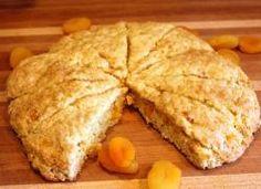 Nut Free Apricot Cream Scones