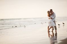 Image detail for -Manhattan Beach Engagement Pictures « Santa Barbara Wedding ...