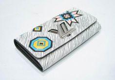 ルイヴィトン財布スーパーコピー ポルトフォイユ・ツイスト 長財布 マルチカラー エピ M61491