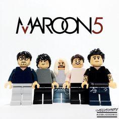 Maroon 5 LEGO Band