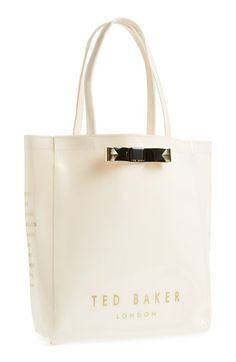 Ted Baker London 'Bow Icon' Tote available at #Nordstrom