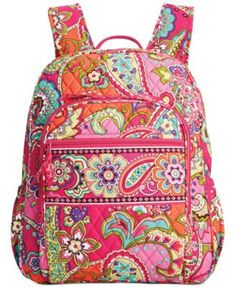 Sky carry on Vera Bradley Handbags, Vera Bradley Backpack, Backpack Purse, Purse Wallet, Backpack Online, Fashion Handbags, Fashion Bags, Fashion Goth, Diaper Bag