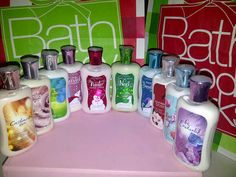 Bath and Body Works Lotion IDR 175.000