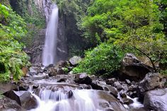 "Yeh Mampeh ""The Hidden"" Waterfall in Northern Part of Bali"