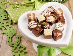 Сладости Конфеты Шоколад Еда