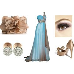 Take me to the ball, created by diva-leigh on Polyvore