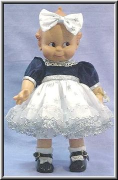 Kewpie - sunday best