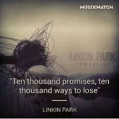 Powerless - Linkin Park lyrics