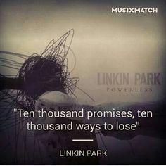 Powerless - Linkin Park lyrics