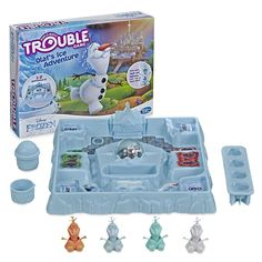 Best New Pop & Geek Culture Collectibles - Buy Online Disney Princess Puzzles, Disney Puzzles, Olaf Frozen, Disney Frozen, Rush Hour Game, Dice Roller, Toy Story Figures, Disney Games, Classic Board Games