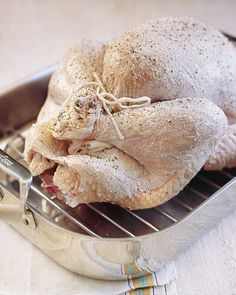 """See the """"Step 3: Remove and Roast"""" in our How to Brine a Turkey gallery"""