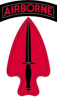 US Army Special Operations Command SSI.svg