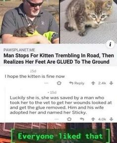 Cute Baby Animals, Animals And Pets, Funny Animals, Sweet Stories, Cute Stories, Funny Cute, Really Funny, Faith In Humanity Restored, Comic