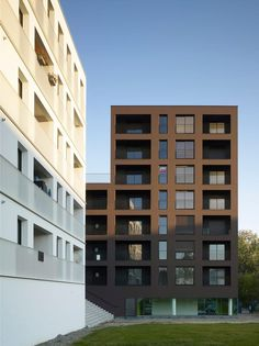 KAAN Architecten, Christian Richters · St.Jacques-de-la-Lande