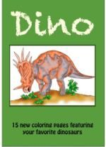 Dinosaur Tracing Sheets - 6 dino pages to trace. Carefully follow the lines to practice dexterity and hand to eye coordination.