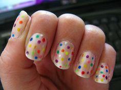 Fun Polka dots!
