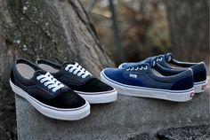 Vans Era Suede Denim Pack
