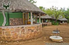 KNP - Olifants - Genera Gazebo, Outdoor Structures, Camping, Park, South Africa, Campsite, Kiosk, Pavilion, Parks