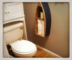 50 Best DIY Toilet Paper Holder Ideas and Designs You'll Love - InteriorSherpa Wooden Toilet Paper Holder, Toilet Paper Stand, Toilet Paper Storage, Toilet Paper Humor, New Toilet, Guest Bath, Diy Paper, Rustic Style, Wood Projects