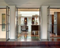 Private Home Nieuwe Herengracht Amsterdam  designed by TANK