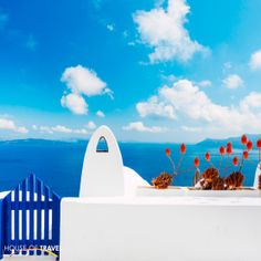 White-washed houses, towering cliffs and blue-domed churches. Santorini is a must-visit Greek Island. For more UK & Europe travel inspiration, visit www.hot.co.nz