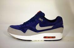 Nike Air Max 1 Blue/Grey