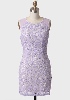 A Sweeter Time Crocheted Dress at #Ruche @shopruche