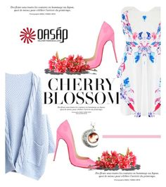 """""""Oasap.com #7"""" by antemore-765 ❤ liked on Polyvore featuring moda ve Christian Louboutin"""