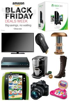 Amazon Black Friday Deals 2013 :: Flash sales every 10 minutes