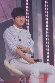 150803 #인피니트 Myungsoo - Arirang Simply K-Pop Official Photos