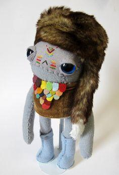 Scalloped Rabbit Warrior