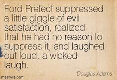 douglas adams quotes - Google Search