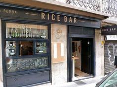 Rice Bar La Bomba, Calle Augusto Figueroa 33 , Madrid 28004, Teléfono para reservas : 915221181