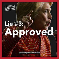 Secret Server - Hillary Broke the Rules & Lied About It