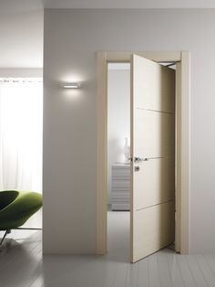 Most up-to-date Free of Charge Bathroom Door alternatives Strategies As a consequence of area restrictions plus expertise of consistent moisture content in addition to d Space Saving Doors, Room Doors, Sliding Doors, Space Saving Bathroom, Bathroom Layout, Pivot Doors, Laminate Doors, Door Design, Doors Interior