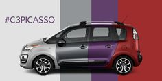 Like the painter, we have our palette of colors! #C3Picasso