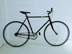 Mi nueva vieja bici, desde  una de paseo. 3 marchas en buje con freno contrapedal