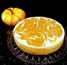 One Perfect Bite: Pumpkin Cheesecake