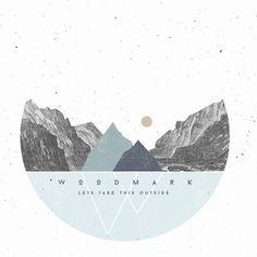 Irene Victoria // Design Process 06 : Mountain Mark