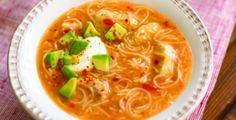 Sopa Seca De Fideos (Mexican Chicken Noodle Soup)