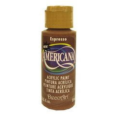 Espresso Americana Acrylic Paint