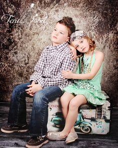 Tena Wood Photography: Grandchildren Session