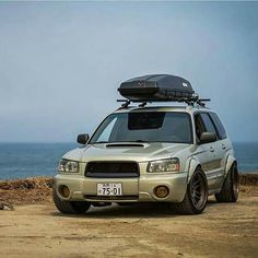 Another gorgeous forester. Lifted Subaru, Jdm Subaru, Subaru Cars, Subaru Forester Sti, Subaru Impreza, Japanese Sports Cars, Japanese Cars, Colin Mcrae, Winter Car