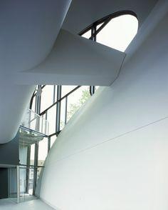 ARchitecture Centre Amsterdam (ARCAM), Oosterdok, Netherlands by René van Zuuk Architekten