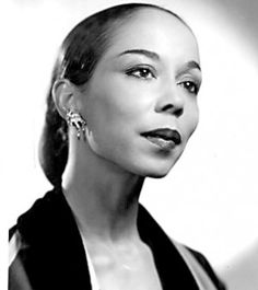 """Janet Collins (1917-2003): dancer, choreographer, painter. """"As a prima ballerina in 1951, she became the first Black artist to perform on the stage of the Metropolitan Opera House in New York. Starring in the 1951 production of Cole Porter's Out of This World, Collins won the Donaldson Award, signifying the best dancer on Broadway.""""   Reference:  Black Women in America An Historical Encyclopedia  Vol 1&2, edited by Darlene Clark Hine ©1993, Carlson Publishing Inc., Brooklyn, NY"""