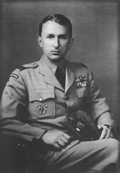 Karel Kuttelwascher (1916) - Czech fighter pilot, a flying ace of the UK's Royal Air Force in World War II. He belonged to the most successful RAF pilots of Czech nationality. #Czechia #Czechoslovakia